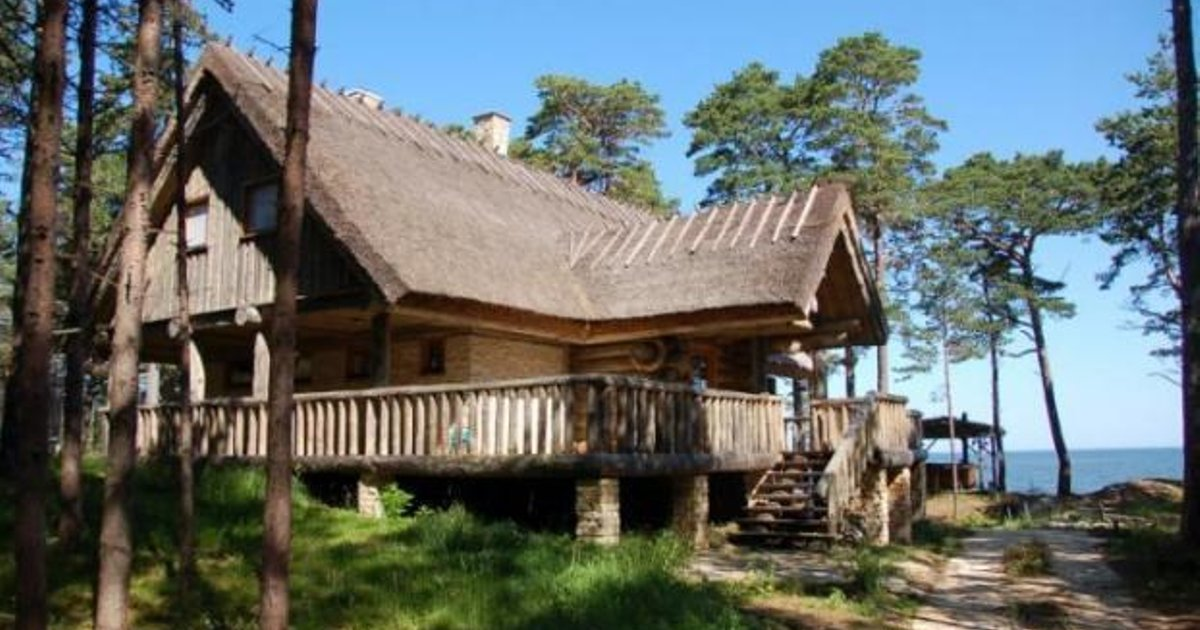 Metskapteni Holiday Home