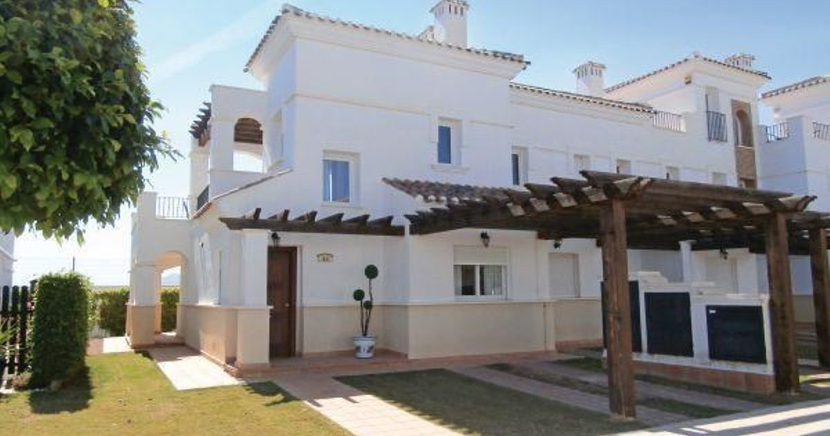 Holiday home Roldán 33