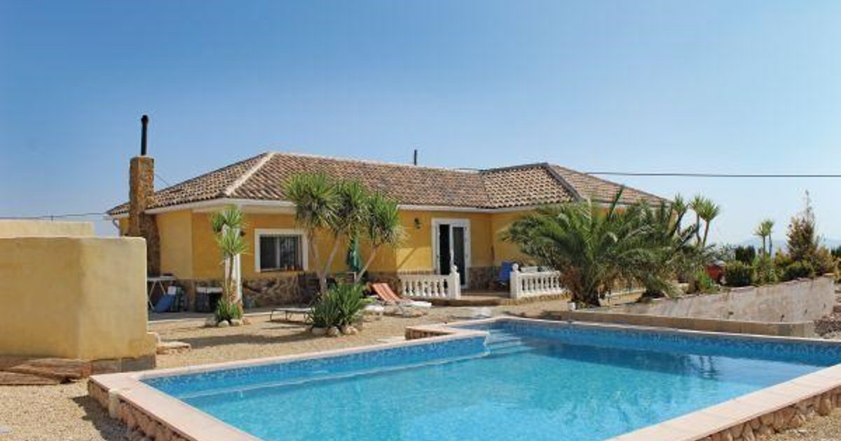 Holiday home Pinoso WX-1715