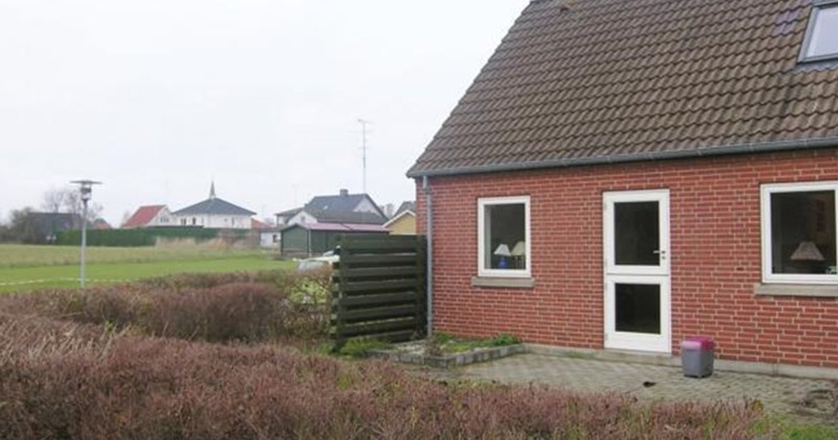 Holiday home Bagenkop 446