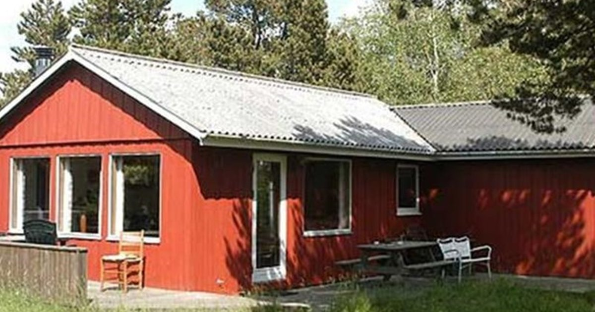 Holiday home Småfolksvej F- 4194