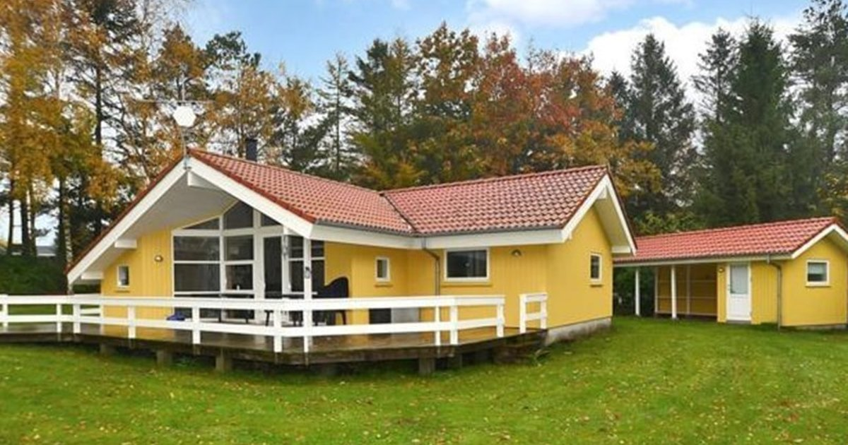 Holiday home Ternevej D- 4776