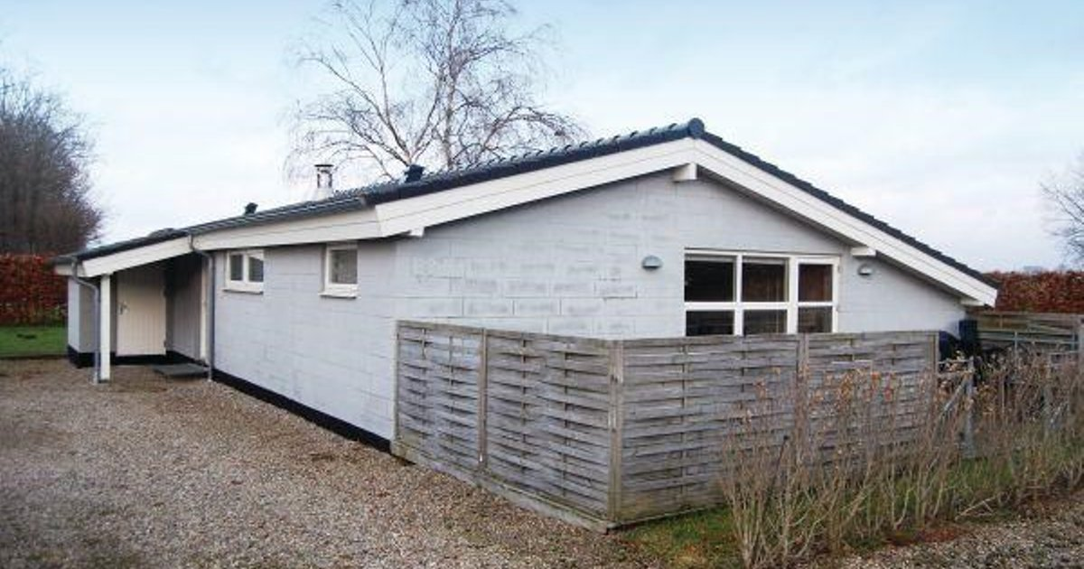 Holiday home Egernsund with Patio 319