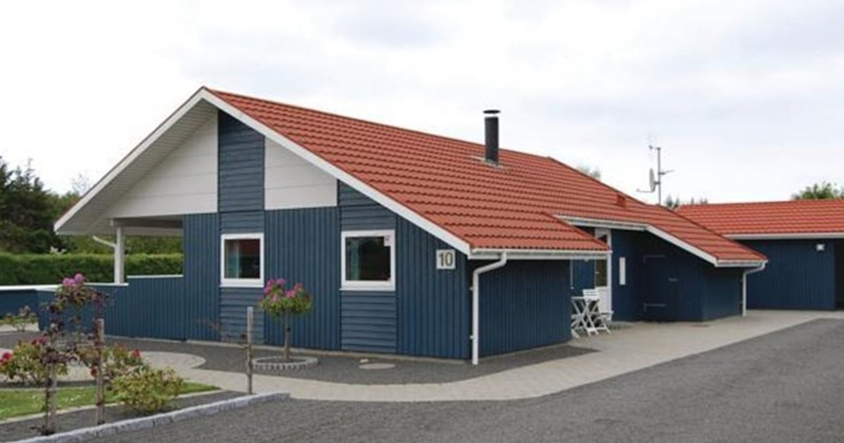 Holiday home Spurvevænget Hemmet III