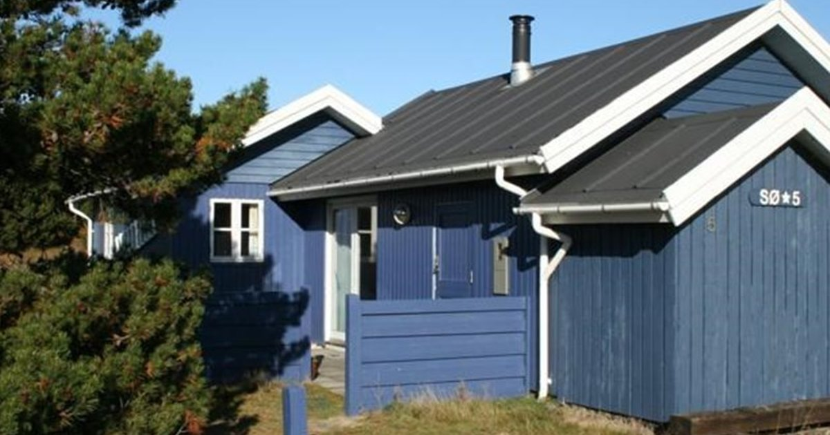 Holiday home Søstjernen H- 4396