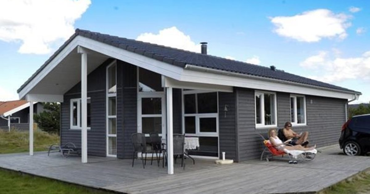 Holiday home Sønder C- 4311