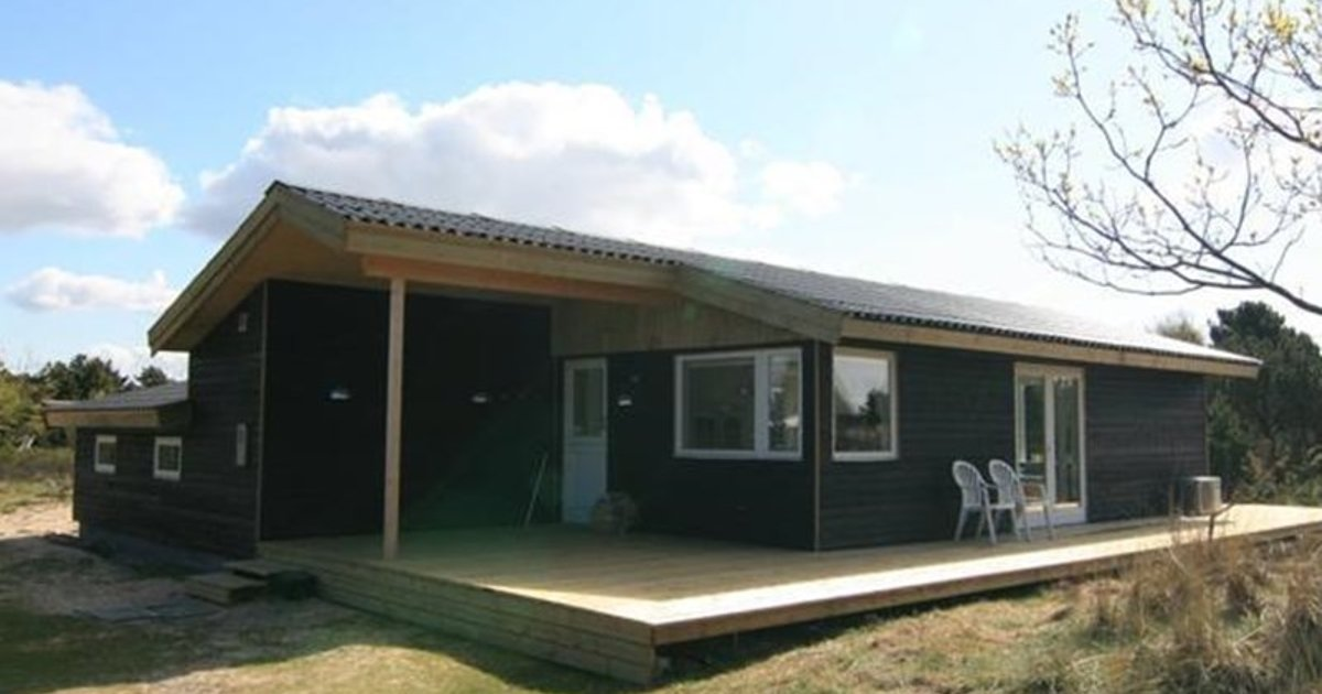 Holiday home Torpvej D- 4872