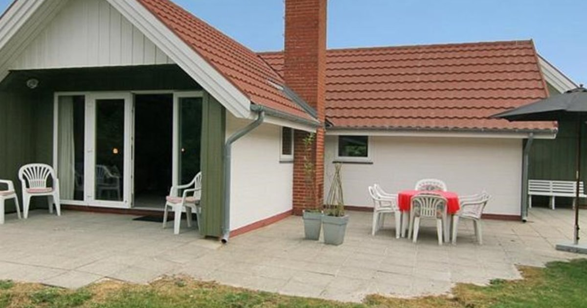 Holiday home Vesterengen H- 5100
