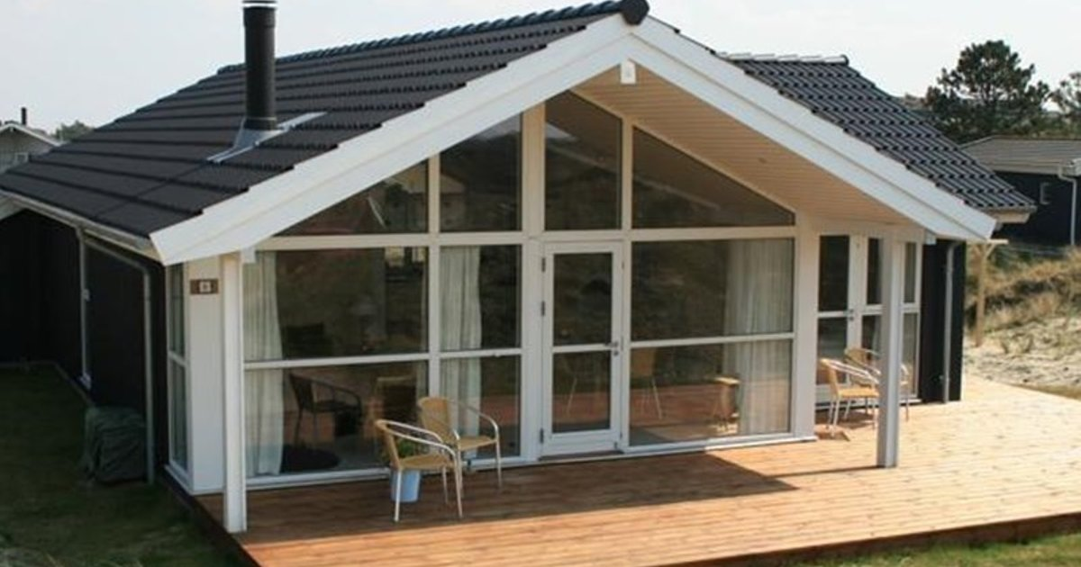 Holiday home Fjeldstien D- 1152