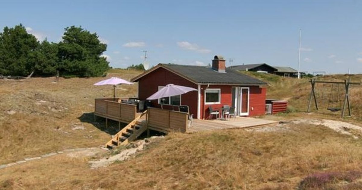 Holiday home Klitten H- 2332