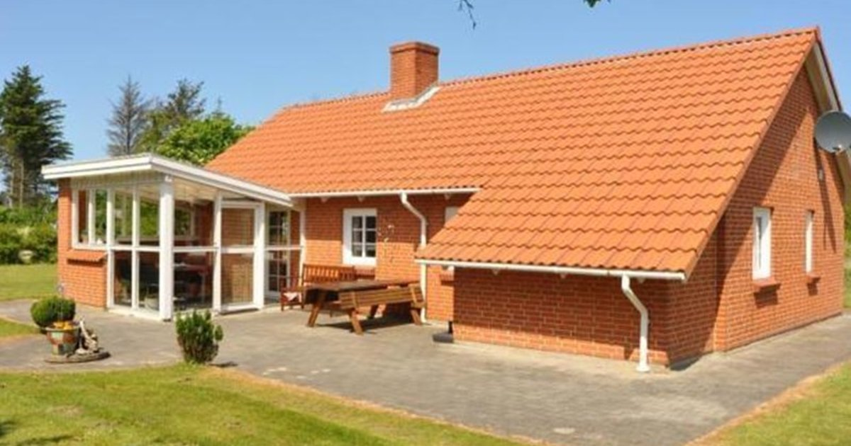 Holiday home Hagevej 36