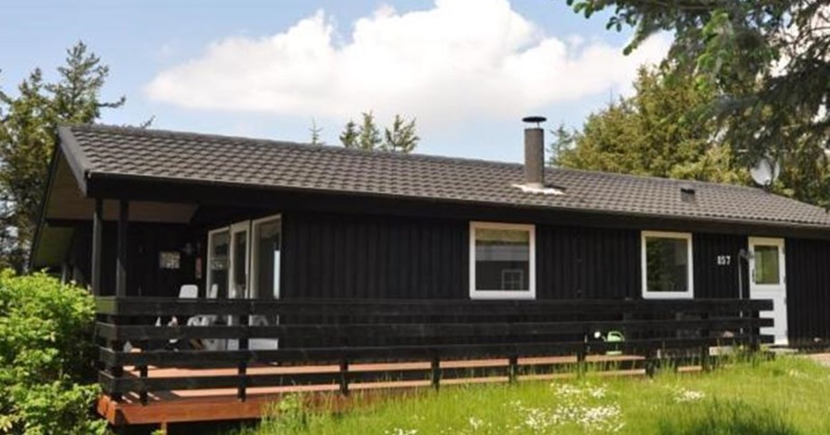 Holiday home Hagevej 157