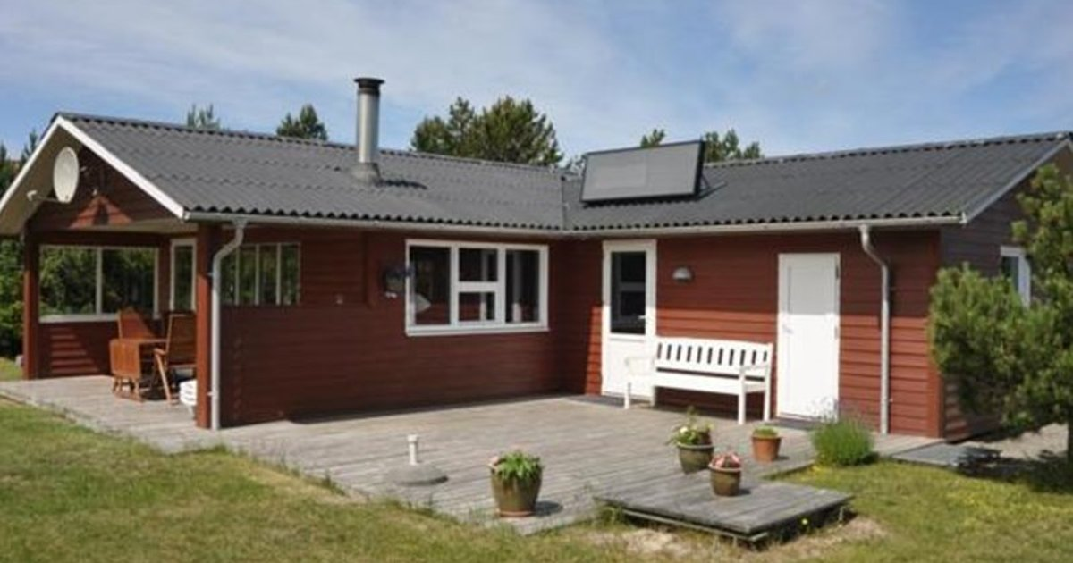 Holiday home Hagevej 97