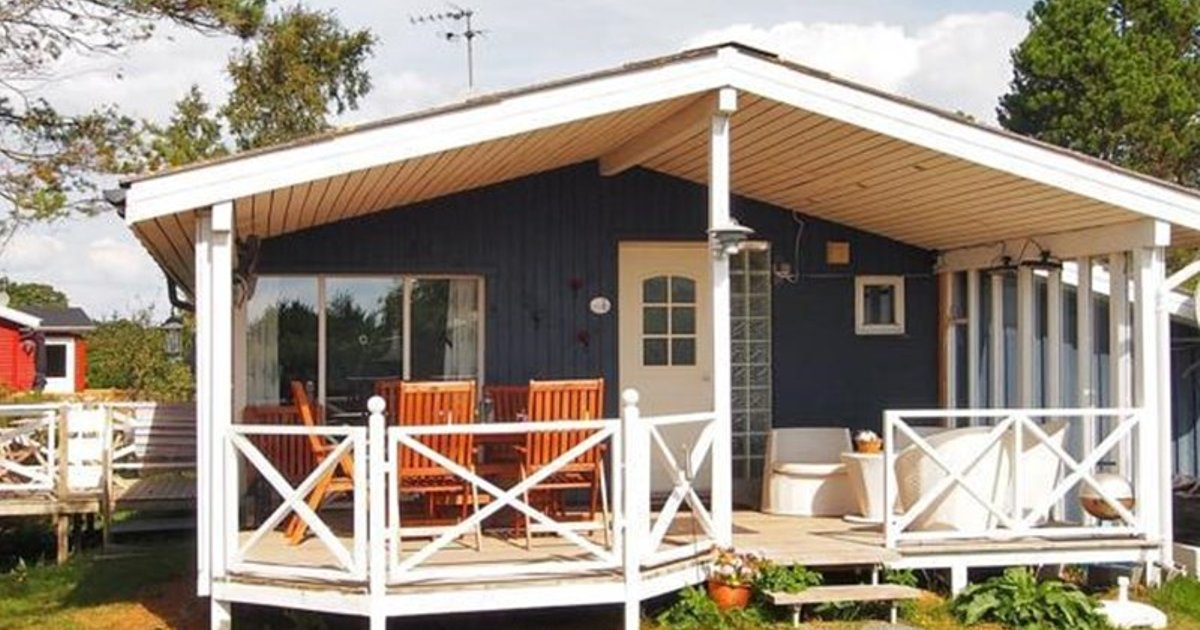 Holiday home Halvrebene F- 1522