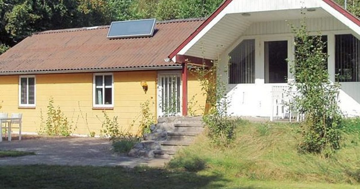 Holiday home Hadsund 296 with Sauna and Terrace