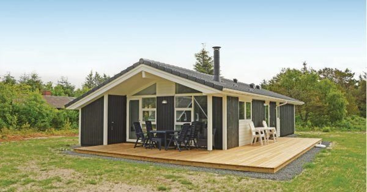 Holiday home Henne 42