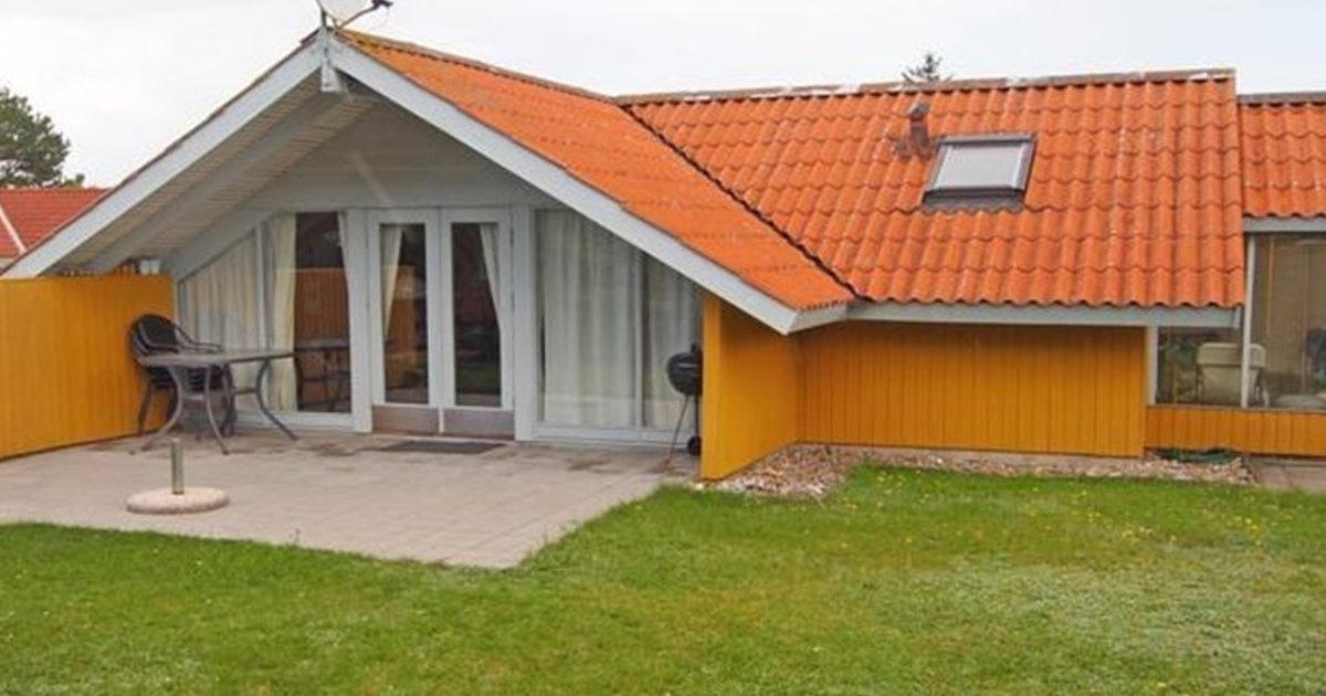 Holiday home Engholmen F- 1034
