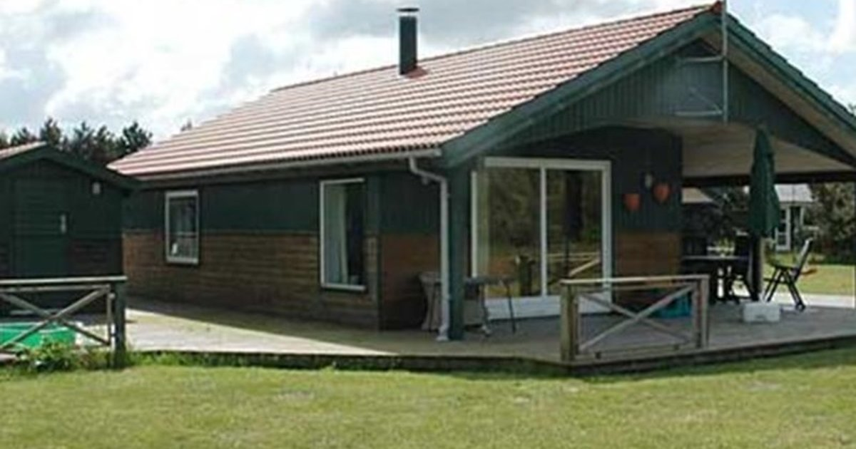 Holiday home Mågelunden B- 2862