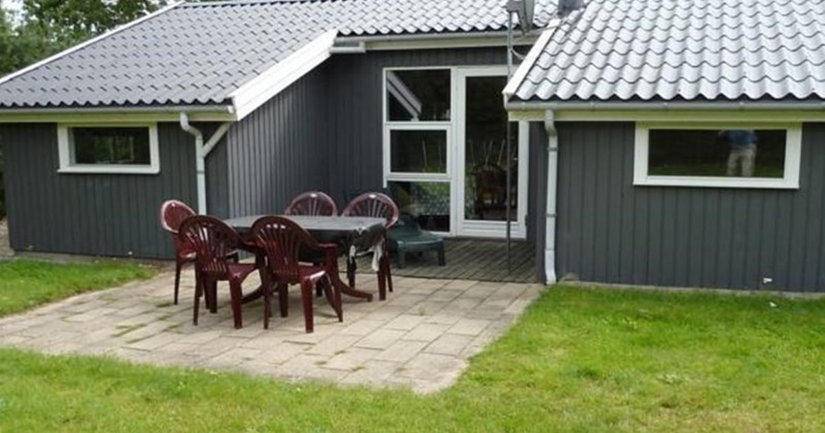 Holiday home Skovbrynet D- 4088