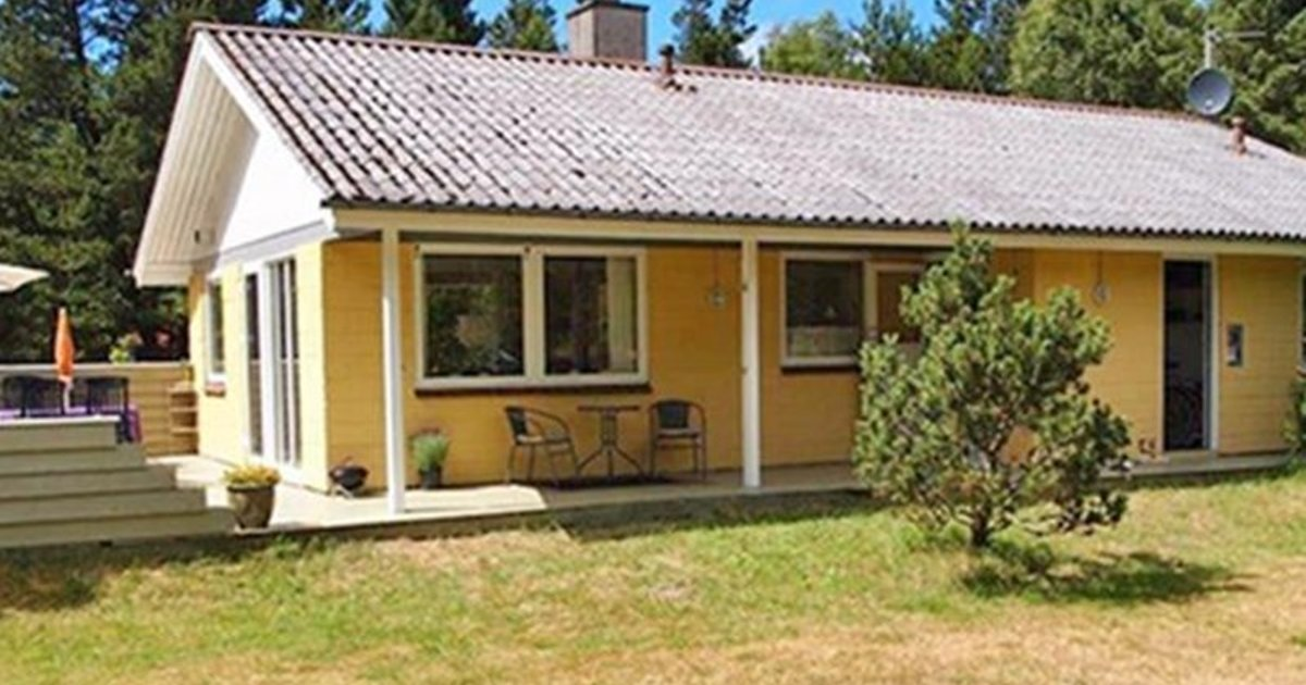 Holiday home Sikavej H- 3972
