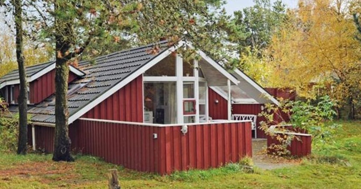 Holiday home Fredvej F- 1226