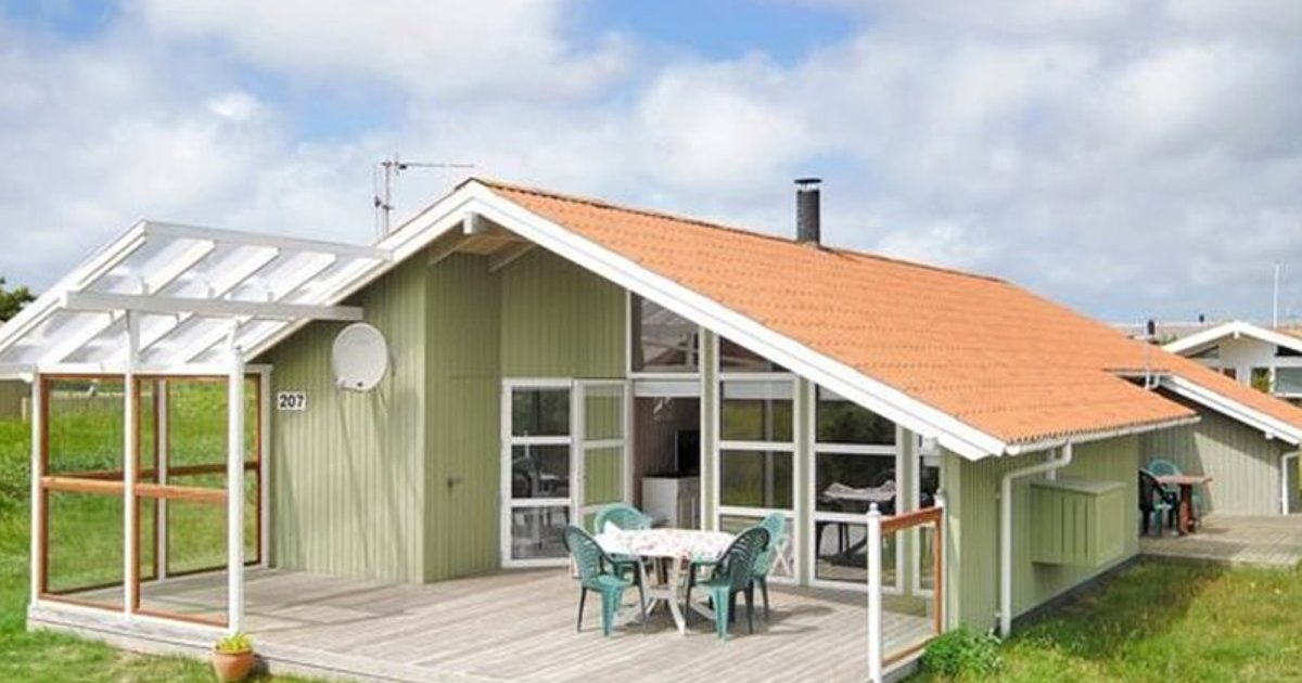 Holiday home Fyrmarken E- 1273