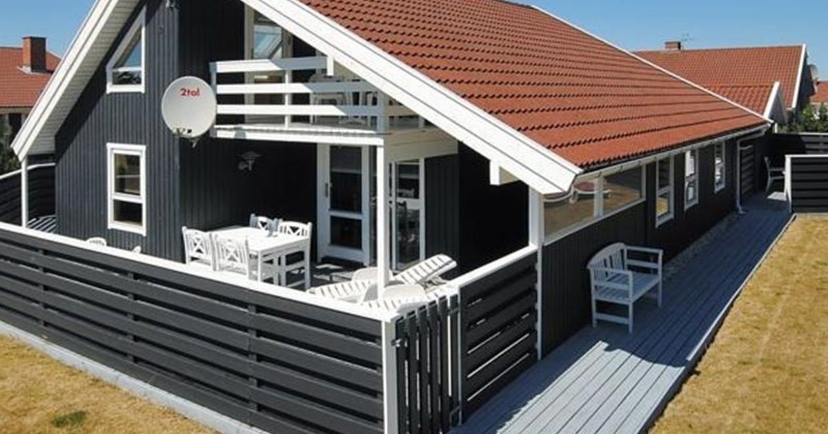 Holiday home Nordsøvej A- 3205