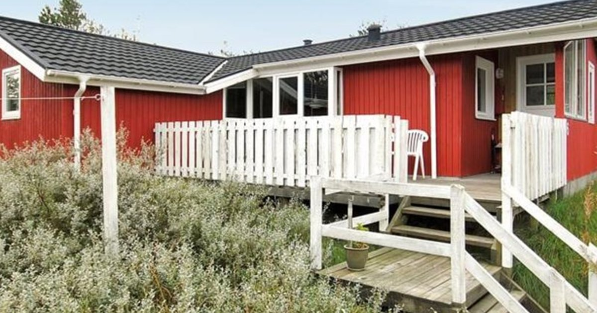 Holiday home Blåbærvej D- 536