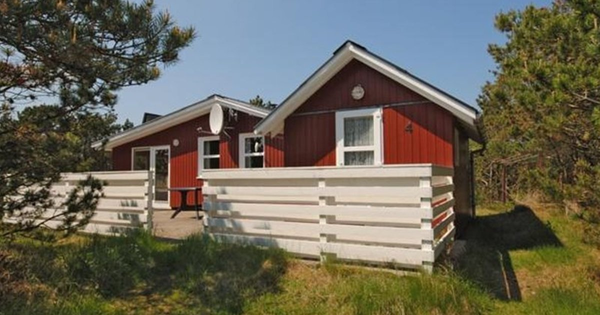 Holiday home Blåbærvej B- 526