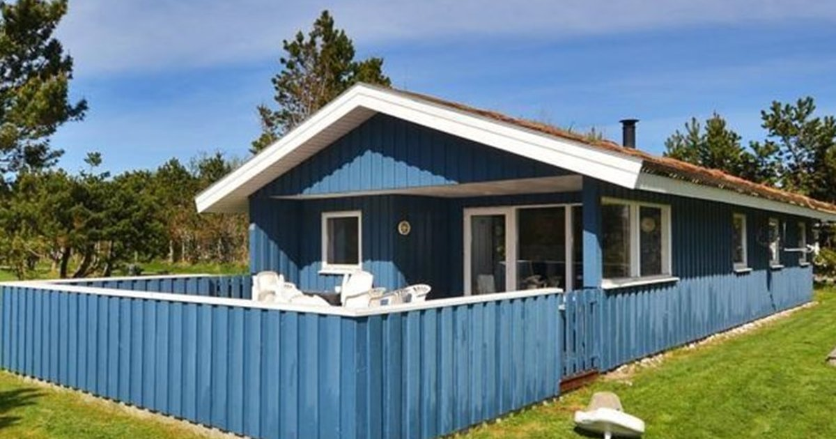 Holiday home Rødhus D- 3768