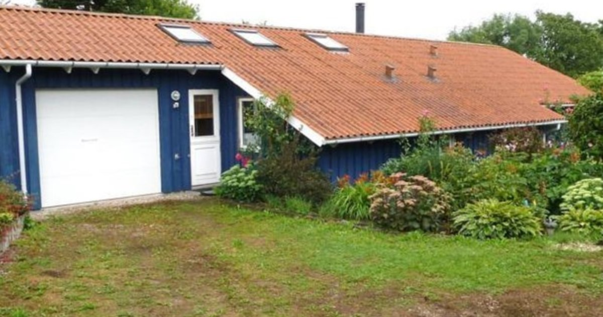 Holiday home Rytterparken G- 3875