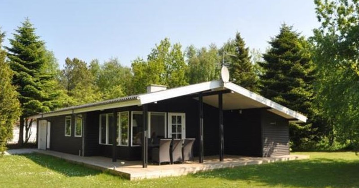 Holiday home Oster Skovvej 125