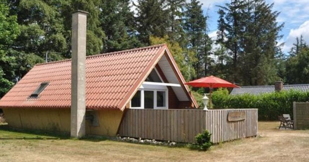 Holiday home Rollikevej Norhede Ost