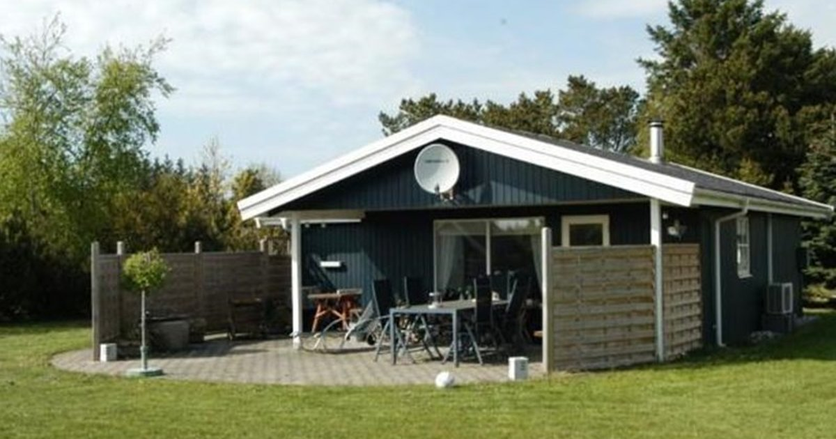 Holiday home Irisvej 383