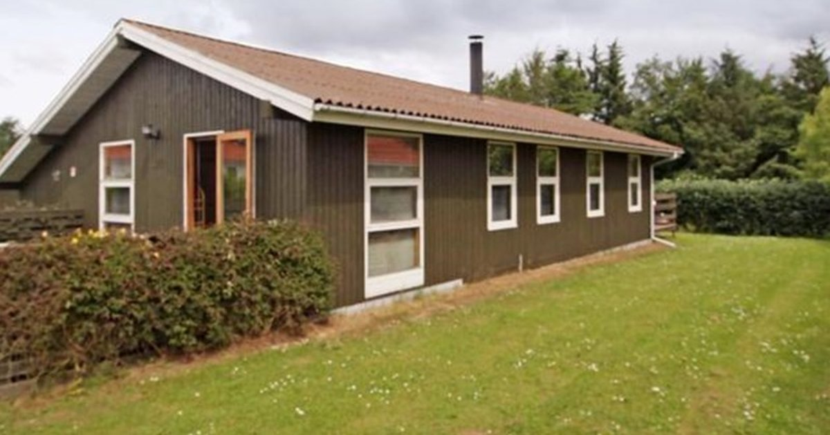 Holiday home Pøt C- 3575