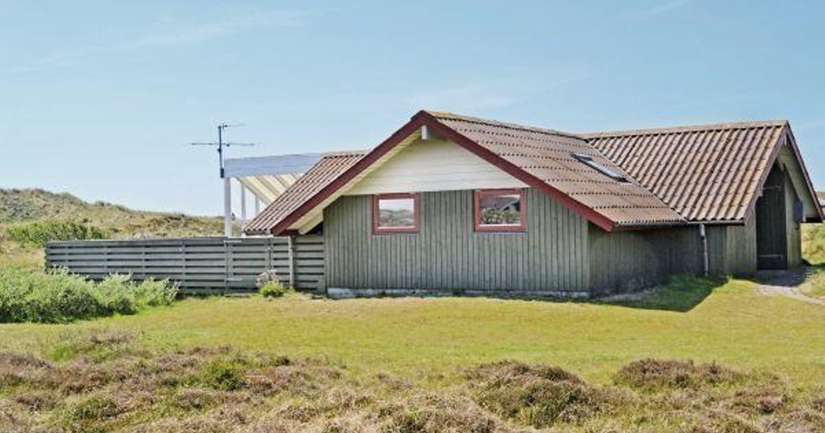 Holiday home Fanø 15