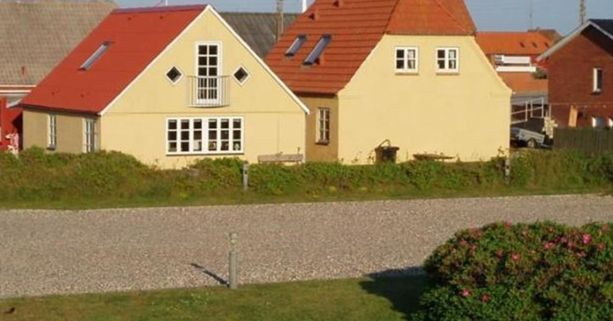 Holiday home Kirkevej 2 A