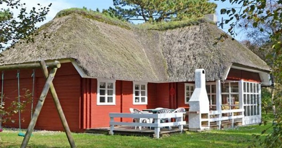 Holiday home Thadesvej B- 4782