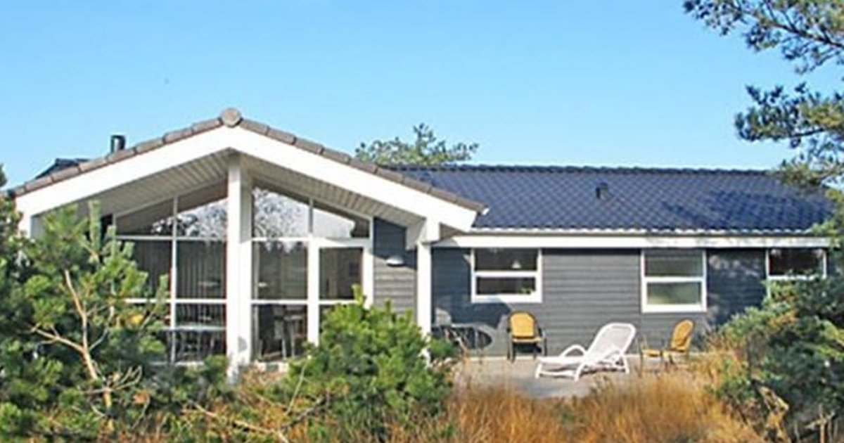 Holiday home Revlingestien E- 3705