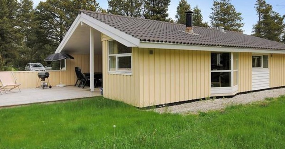 Holiday home Tyttebærstien A- 4941