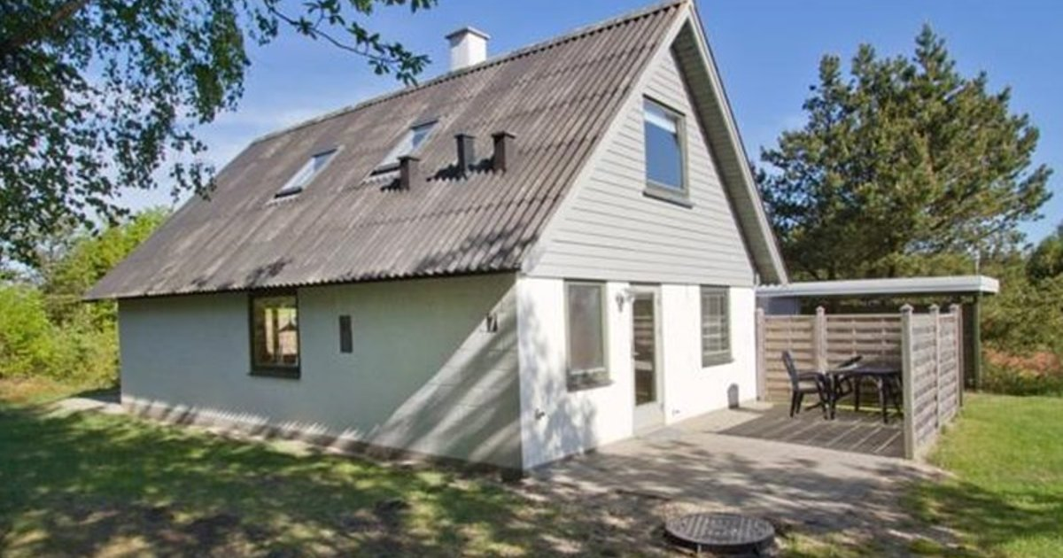 Holiday home Mariesvej H- 212