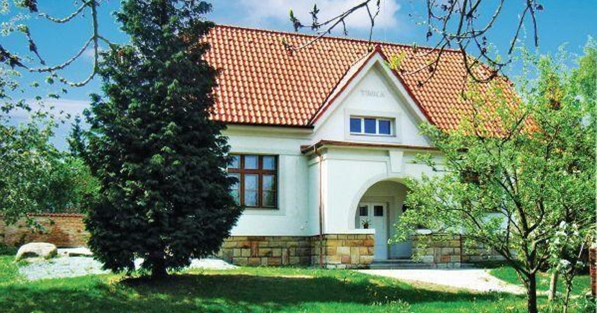 Holiday home Jevany Na Skalce