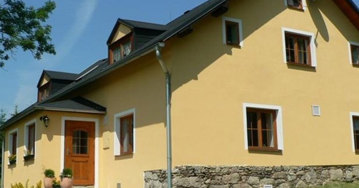 Holiday home Haj u Jindrichovic 1