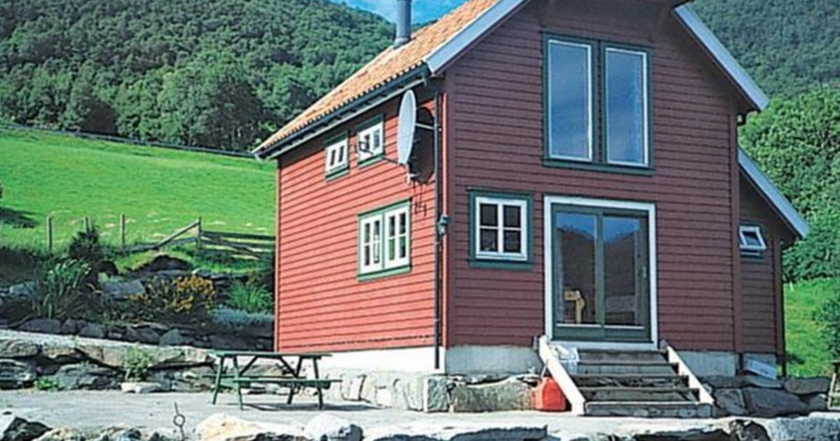 Holiday home Ølensvåg Vaka