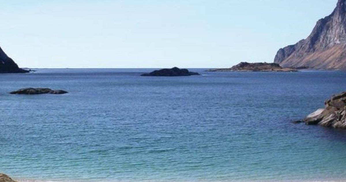 Holiday home Bøstad Bjørnsand