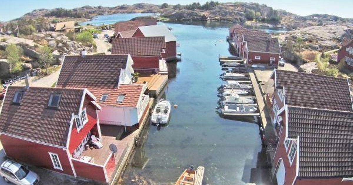 Holiday home Egersund 2