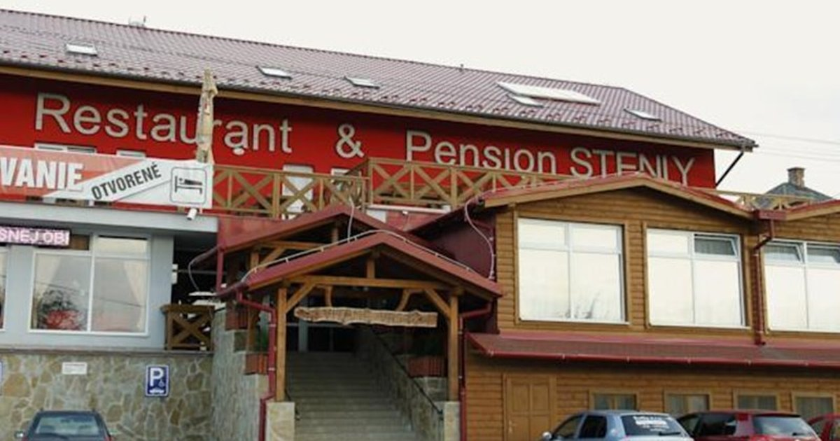 Restaurant and Pension Stenly