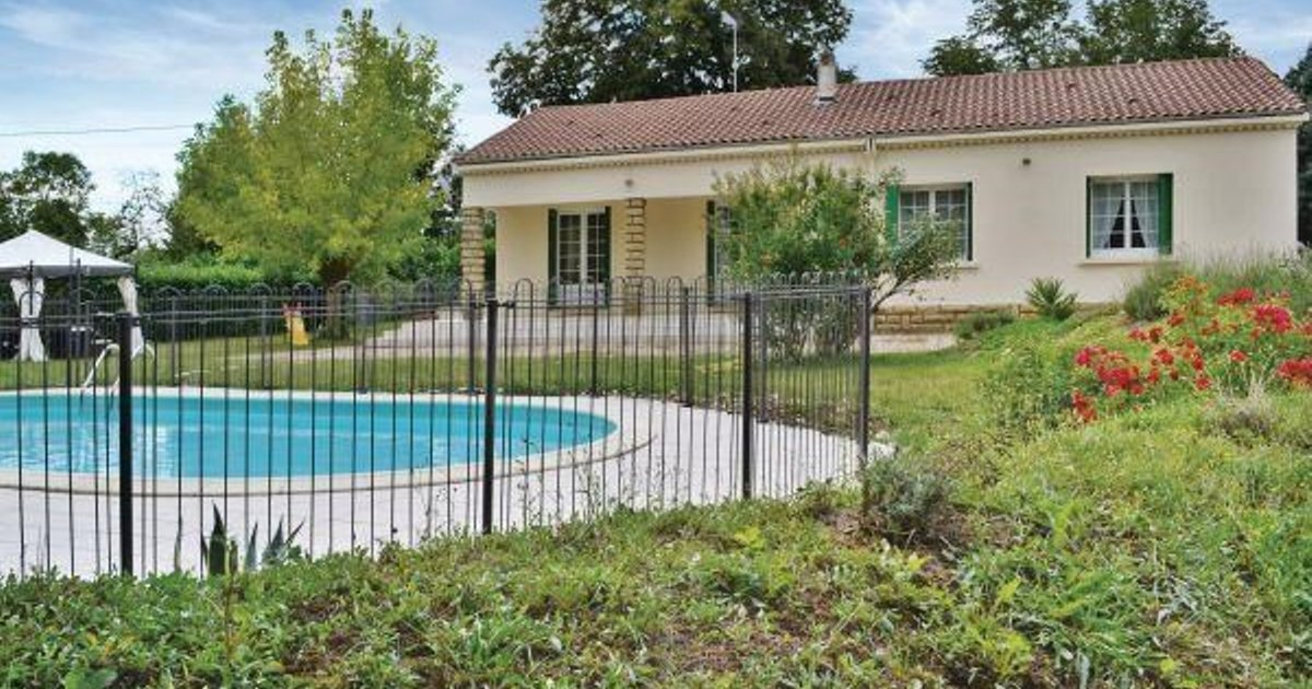 Holiday home Prigonrieux GH-1684