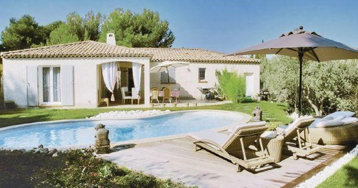 Holiday home Chemin du Bion P-872