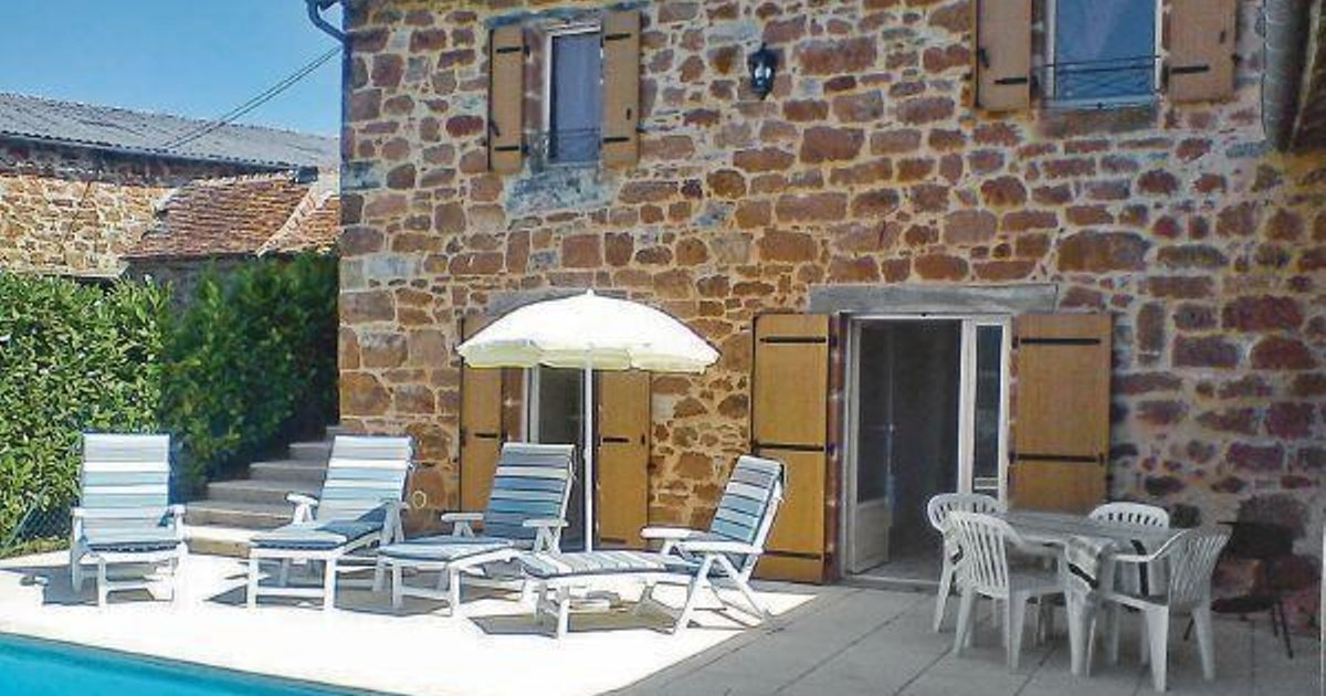 Holiday home Puy Redon H-639